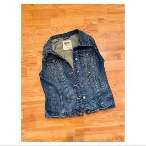 Girls Mossimo Supply Co. for Target Denim Vest